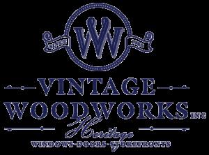 Vintage Woodworks Logo