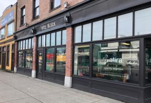 Rice Block Storefront