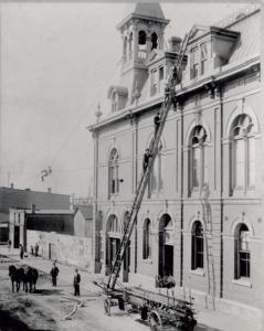 Heritage Building Victoria City Hall