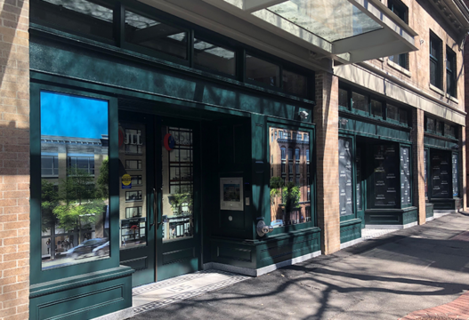 155 Water Street Storefront