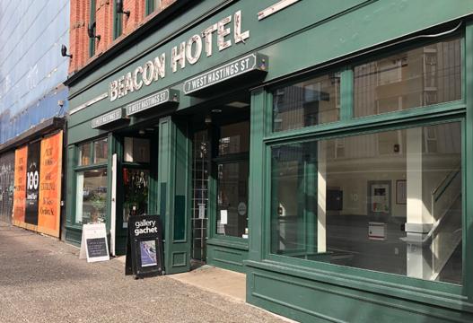 Storefront - Beacon Hotel