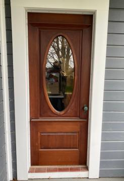 Custom Residential Door
