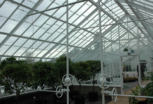 Royal Roads Greenhouse