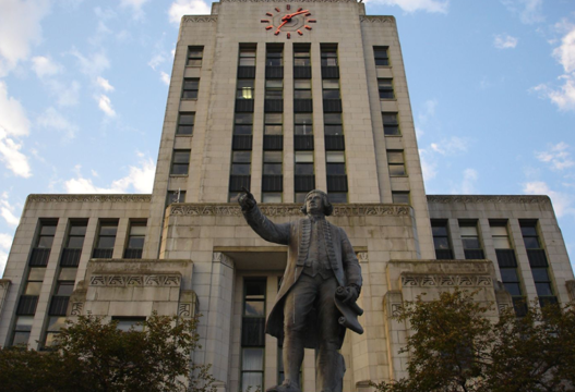 Commercial - Vancouver City Hall