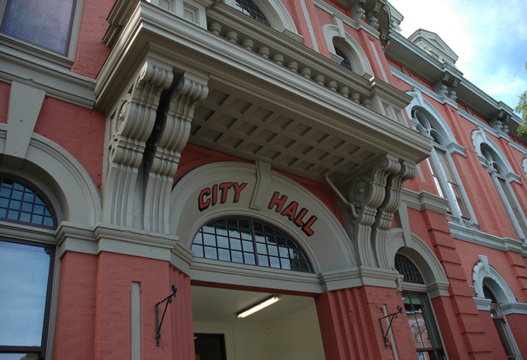 Commercial - Victoria City Hall