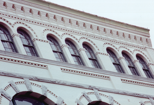 Commercial - Weiler Building top Arched windows