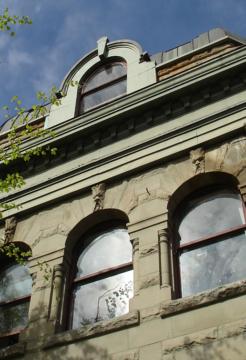 Carnegie Vancouver Restoration