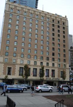 Commercial - Georgia Hotel