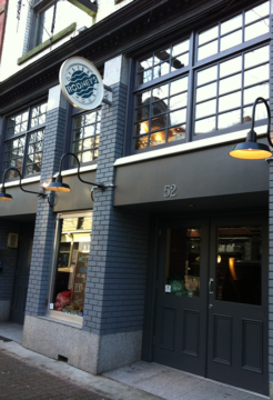 Vancouver Storefront