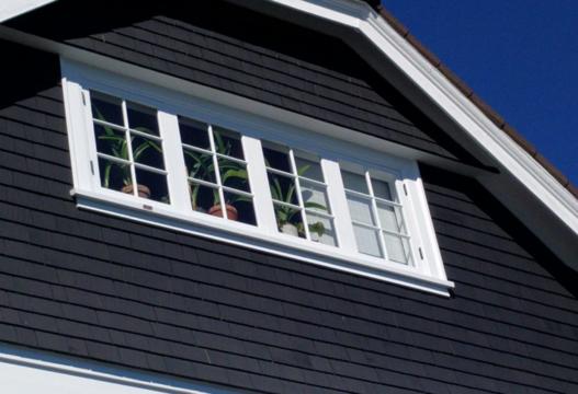 Exterior Custom Wood Windows