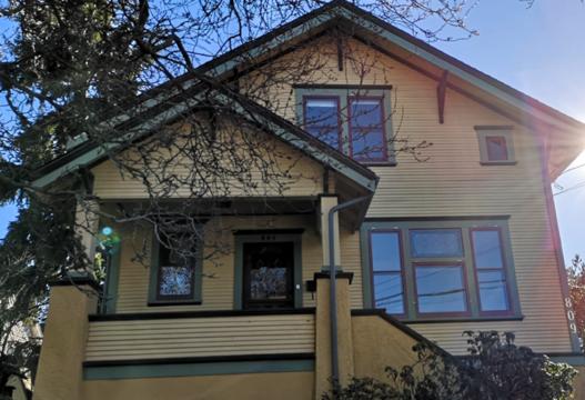 Heritage House Wood Windows